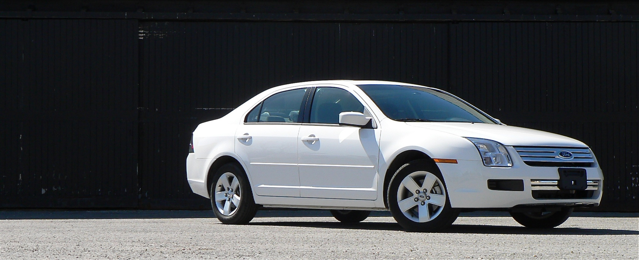 2008 Ford Fusion #14