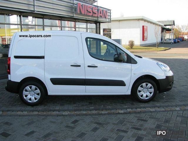 2012 Citroen Berlingo #10