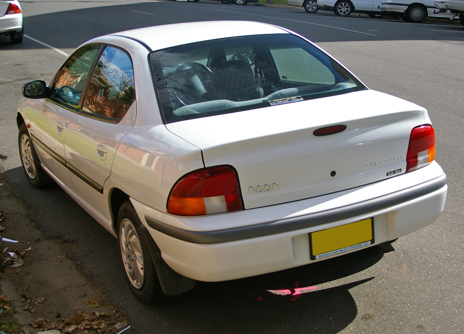 Chrysler Neon #13