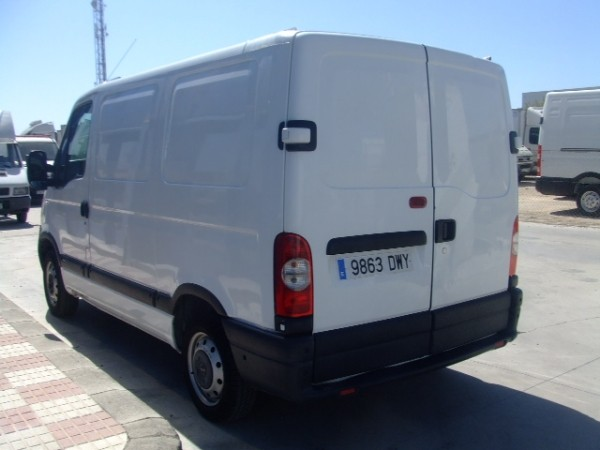 2006 Nissan Interstar #6