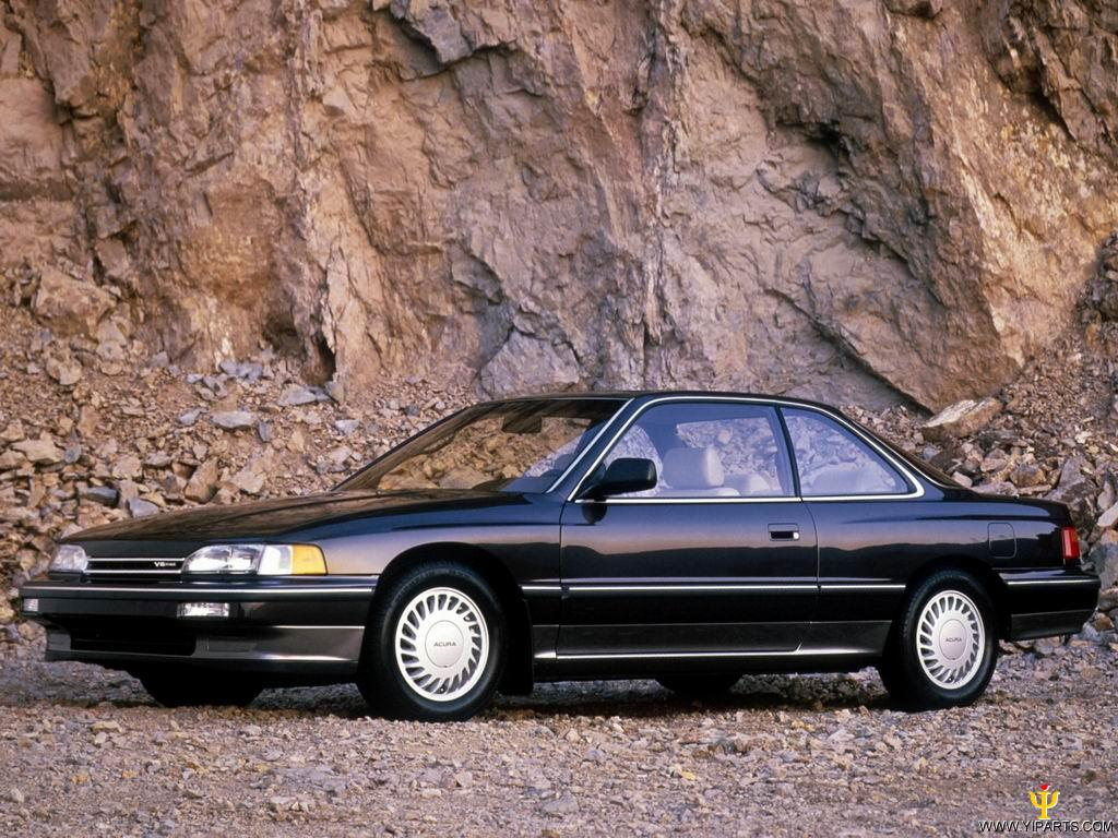 1987 Honda Legend #6