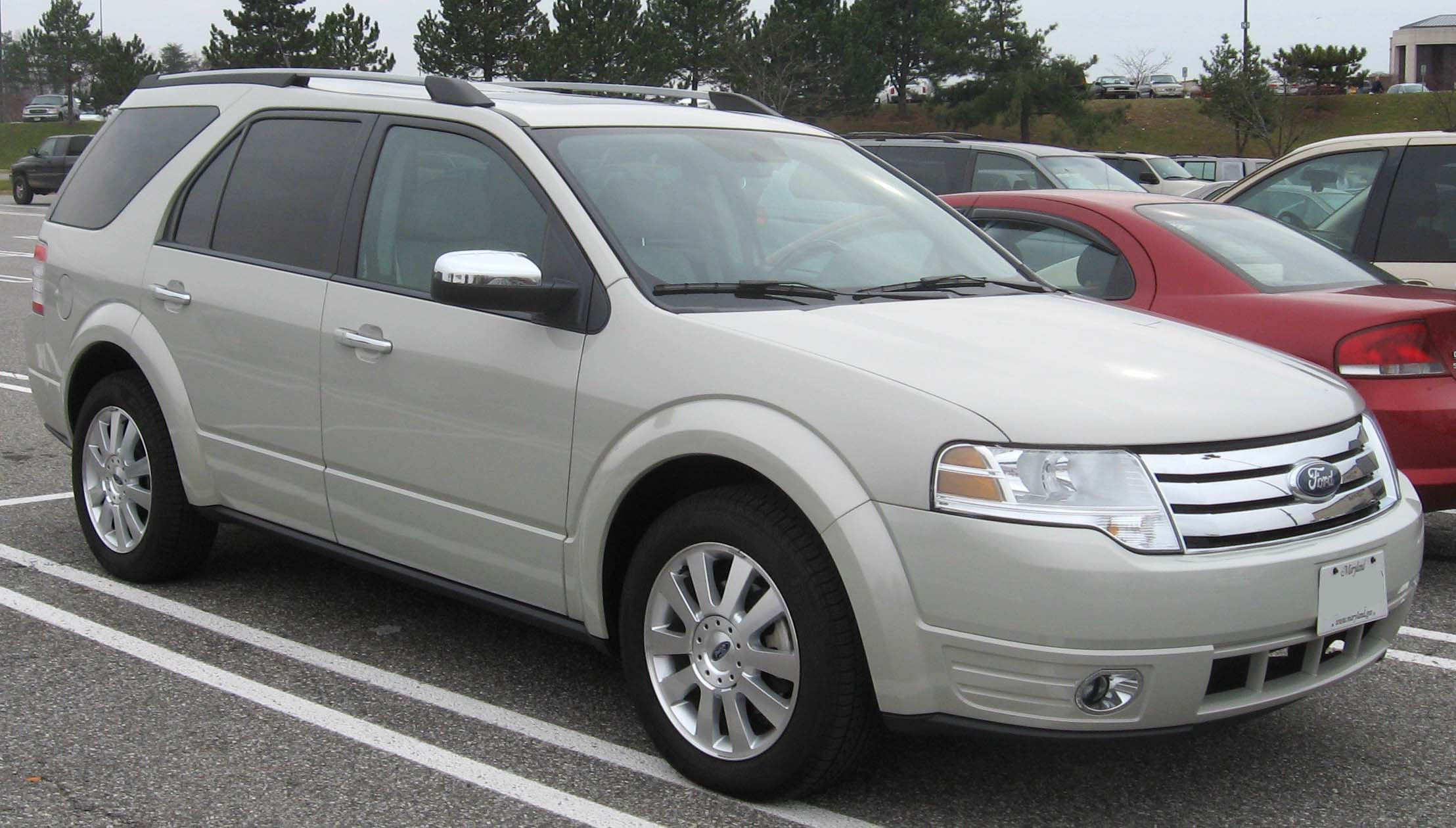 2008 Ford Taurus X Photos Informations Articles 07 Freestyle Fuse Diagram 2