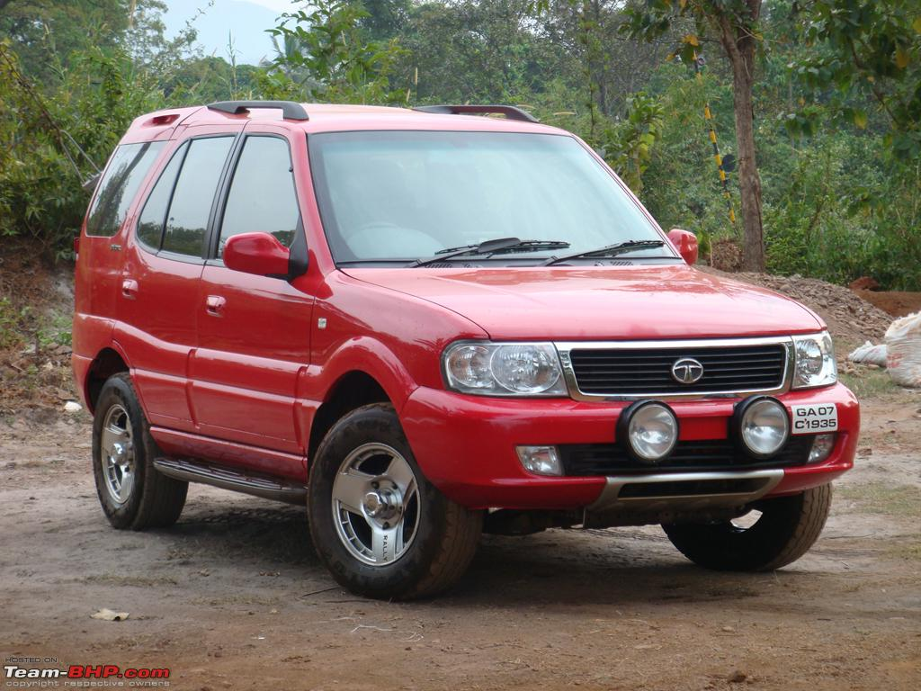 2000 Tata Safari #4