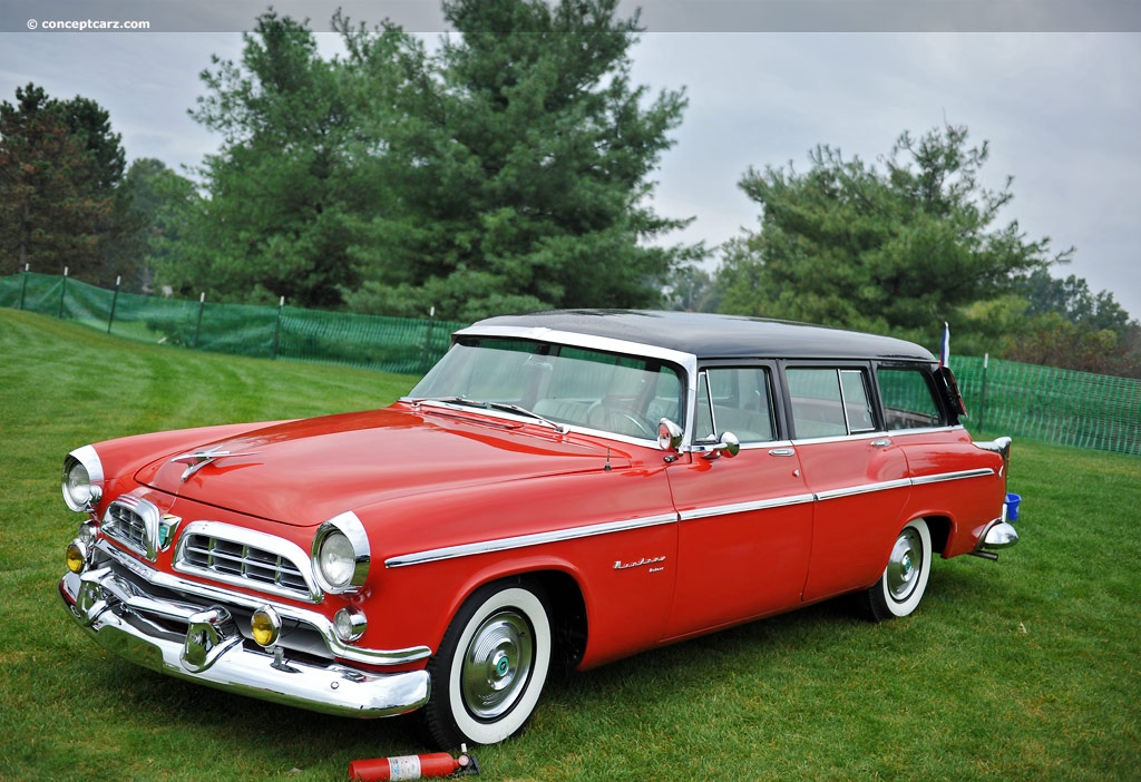 1955 Chrysler Windsor #13