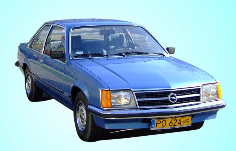 Opel Commodore #18