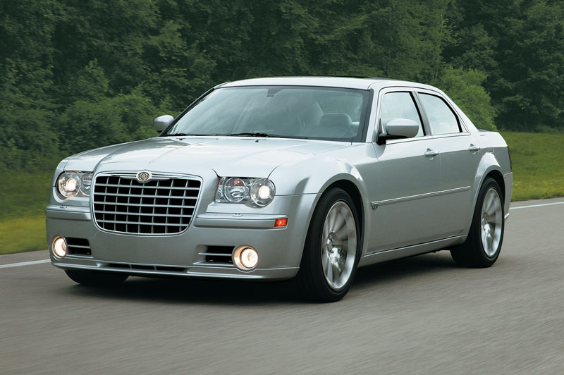 2006 Chrysler 300 #12