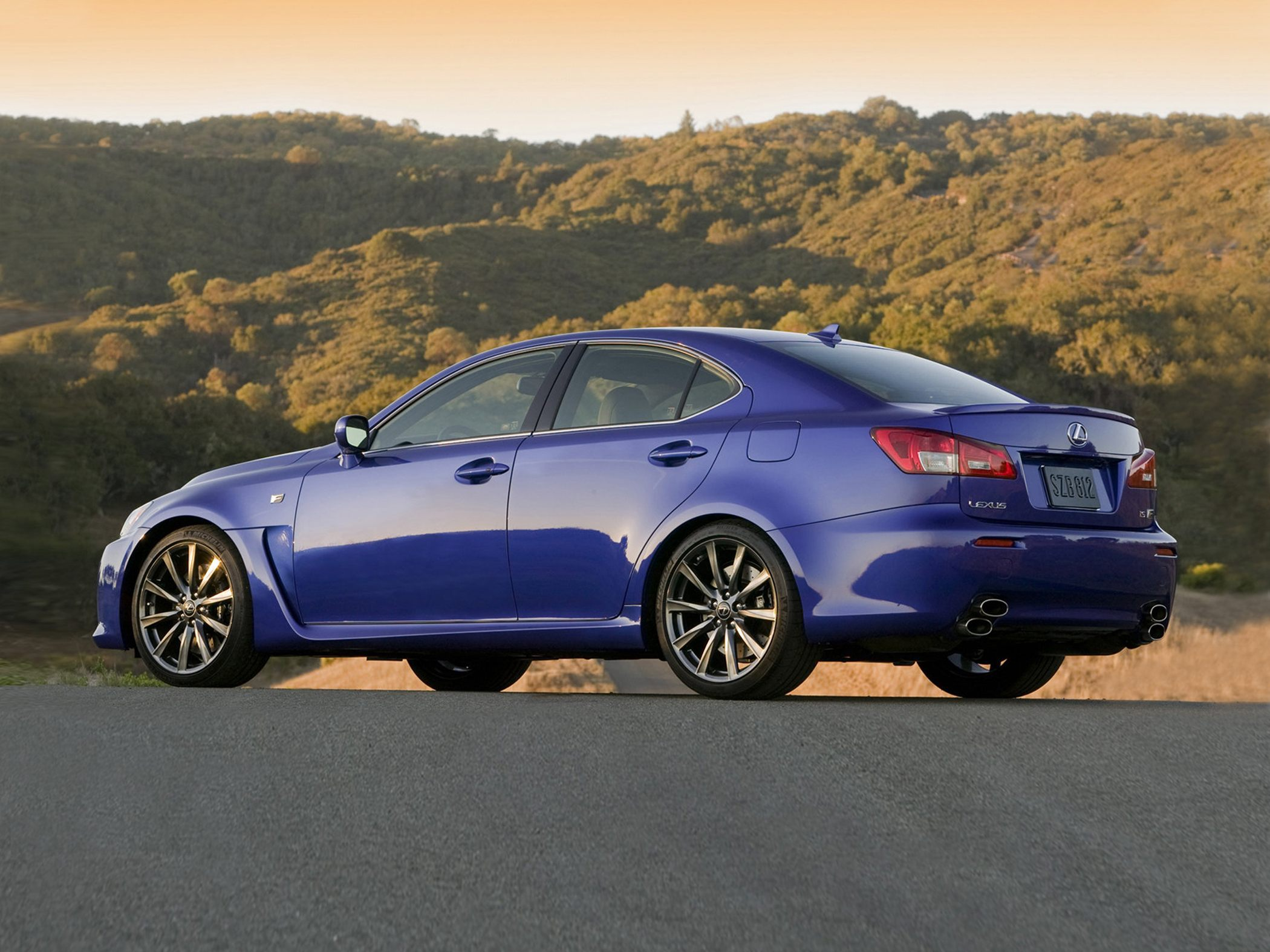 2010 Lexus Is F #9
