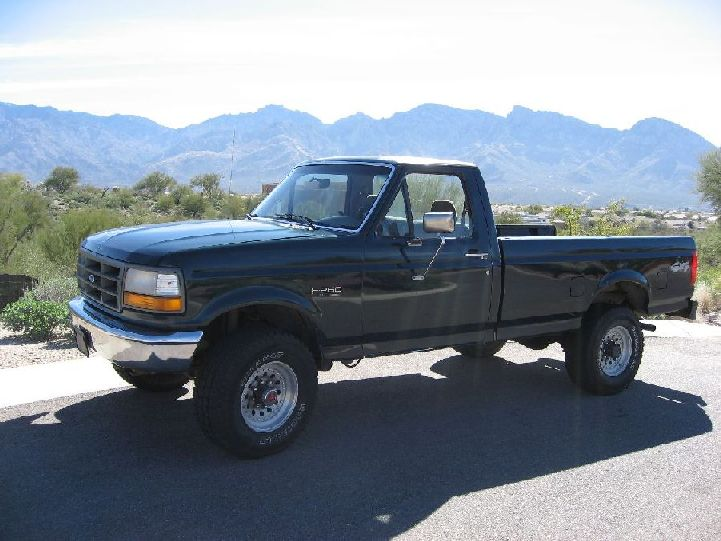 1993 Ford F-250 #9