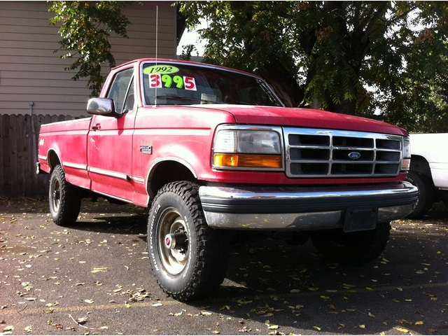 1992 Ford F-250 #9