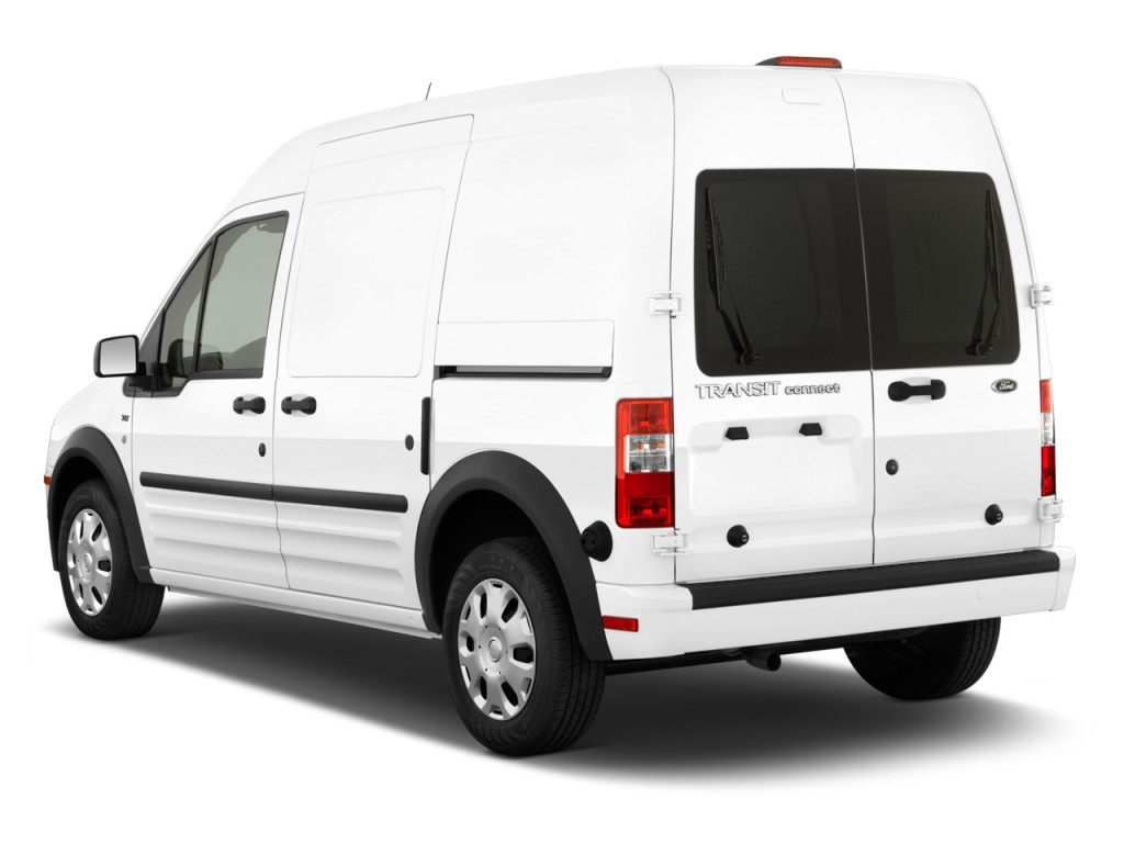 2011 Ford Transit Connect #3
