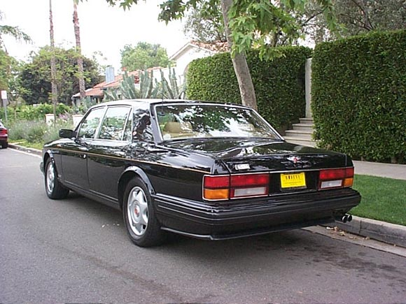 1997 Bentley Turbo #14