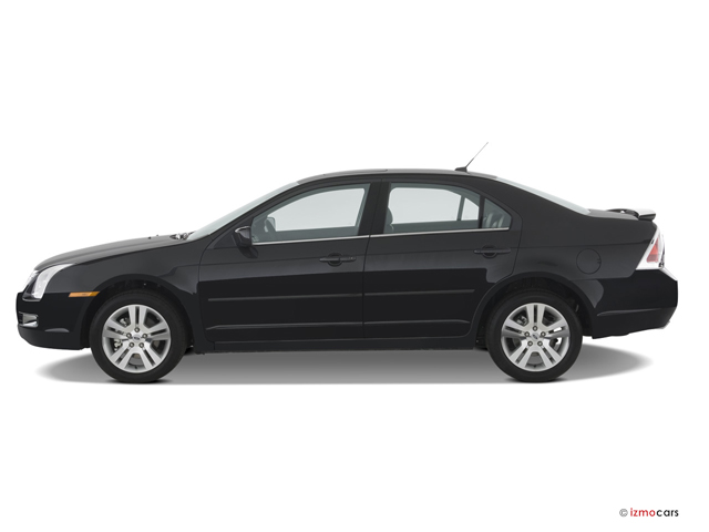 2009 Ford Fusion #3
