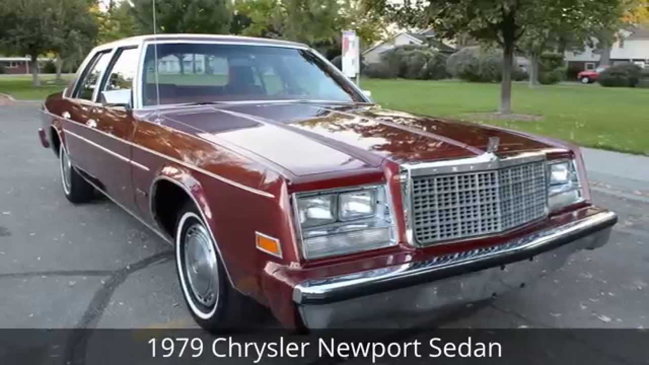 1979 Chrysler Newport #15
