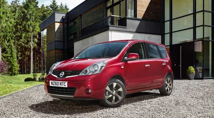 2011 Nissan Note #2