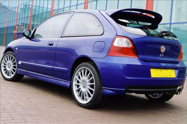 MG Rover #5