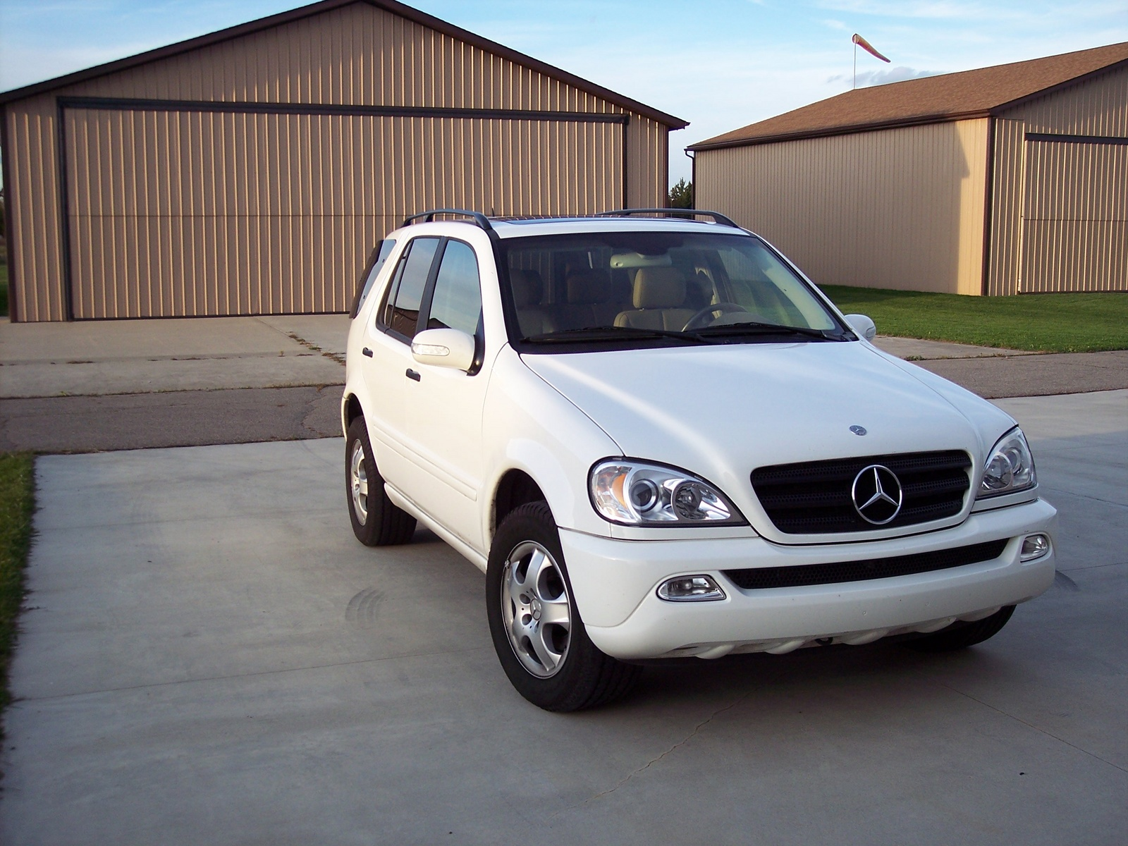2003 Mercedes-Benz ML #9