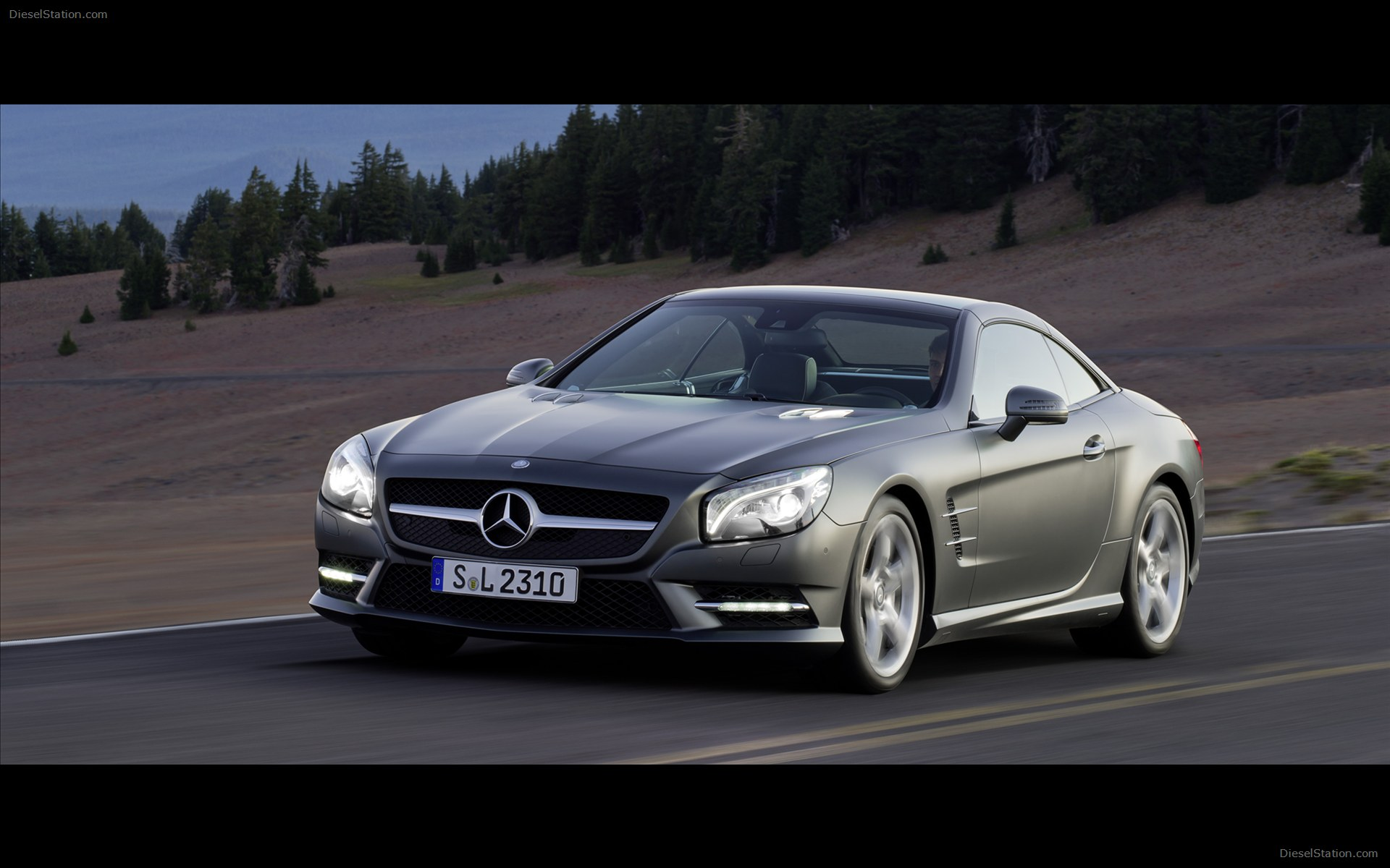 2013 Mercedes-Benz SL #14