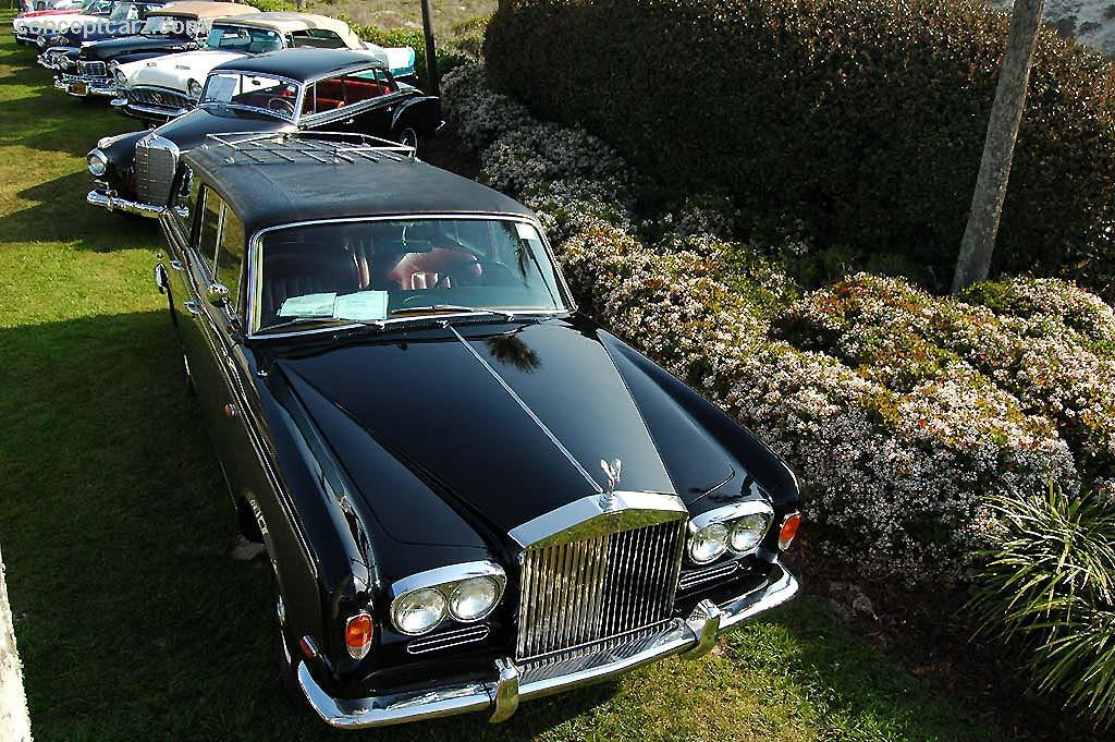 1969 Rolls royce Silver Shadow #12