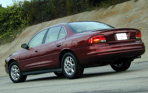 2000 Oldsmobile Intrigue #3