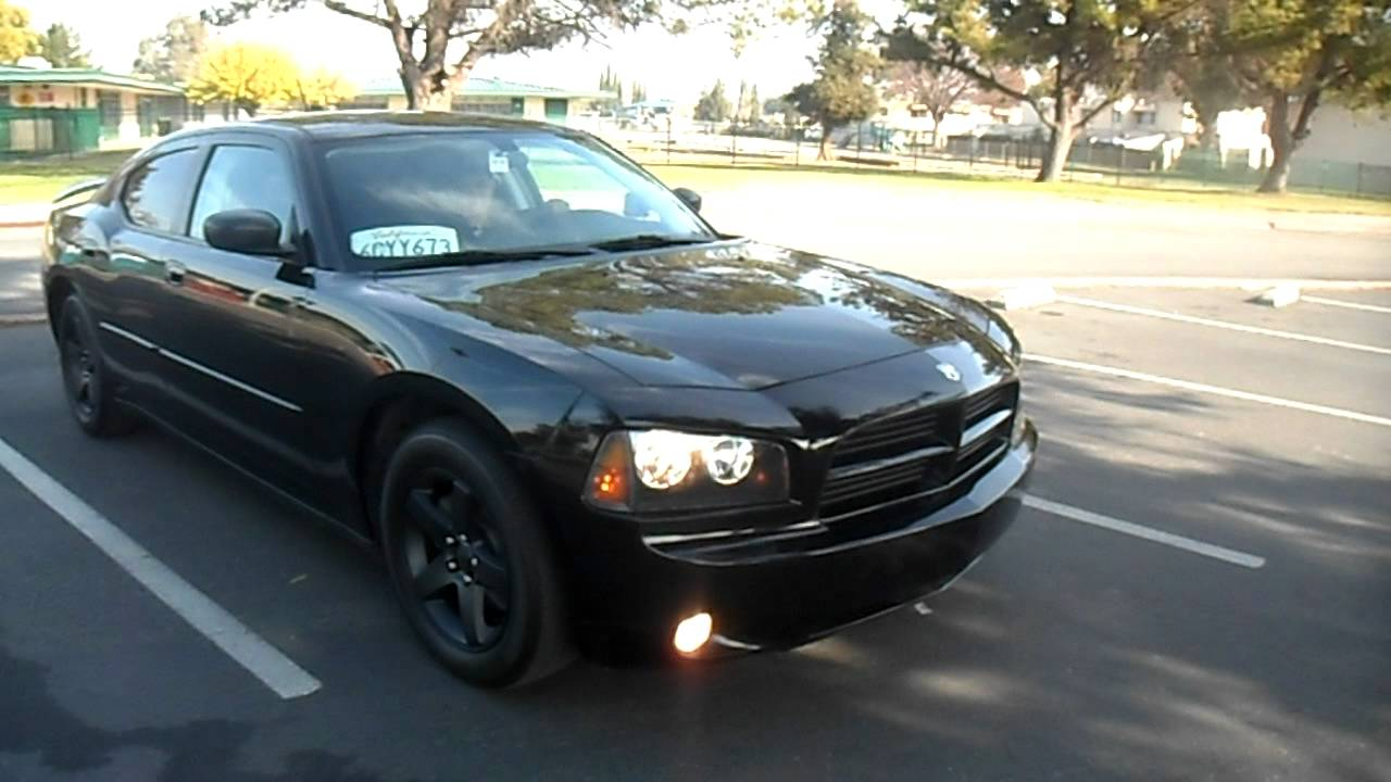 2008 Dodge Charger #5