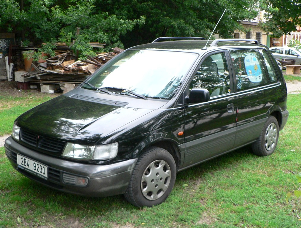 1997 Mitsubishi Space Runner #1