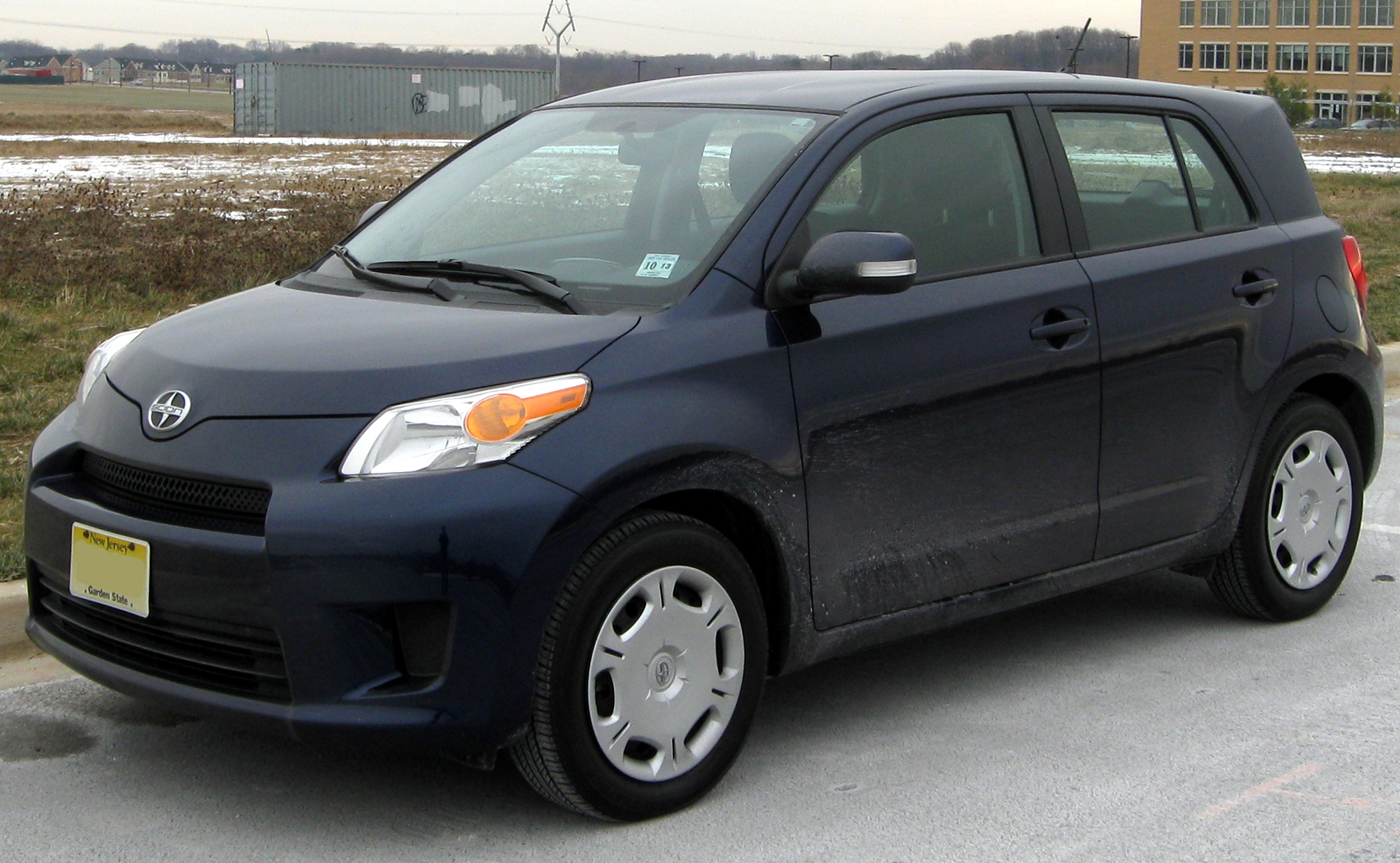 2010 Scion Xd #10