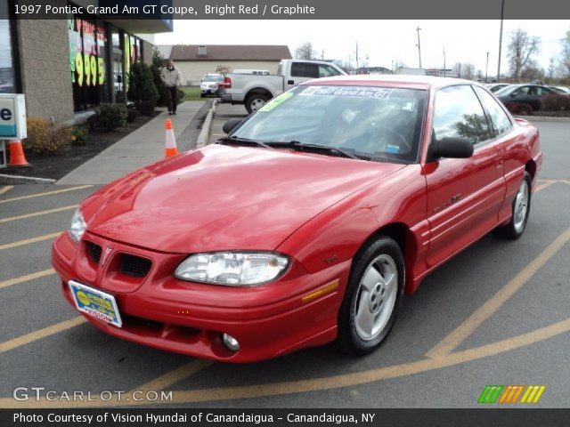 1997 Pontiac Grand Am #10