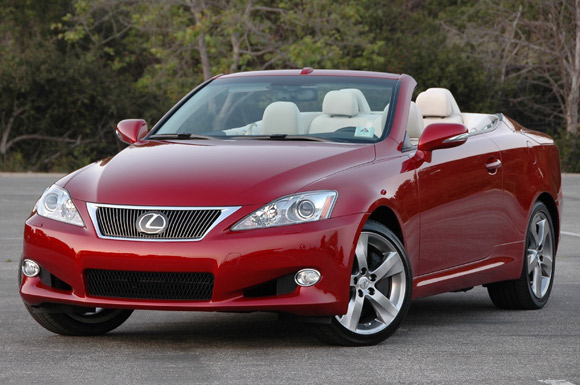2010 Lexus Is 250 C #3