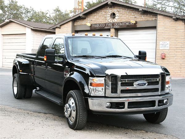 2008 Ford F-450 #8
