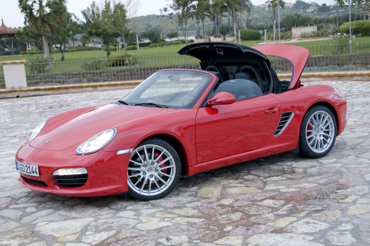 2009 porsche boxster photos informations articles. Black Bedroom Furniture Sets. Home Design Ideas