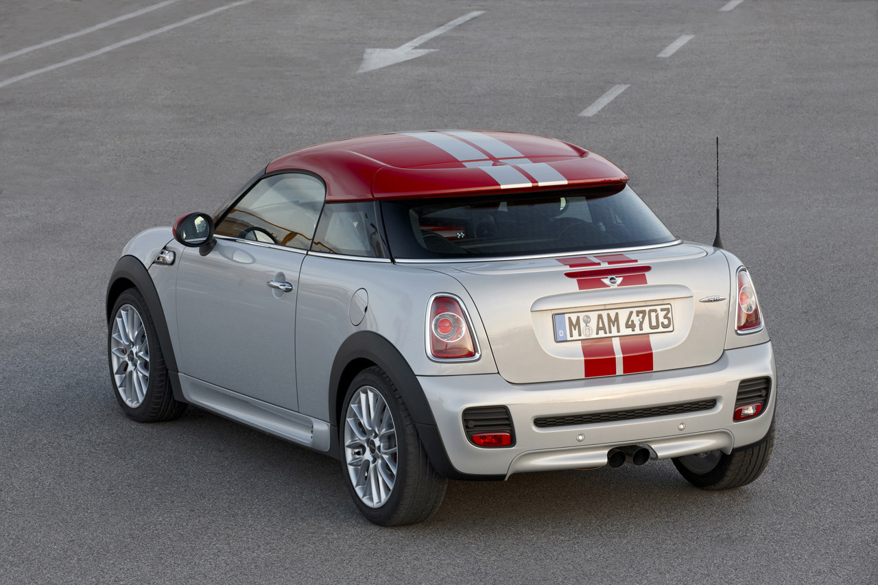 Mini Cooper Coupe #14