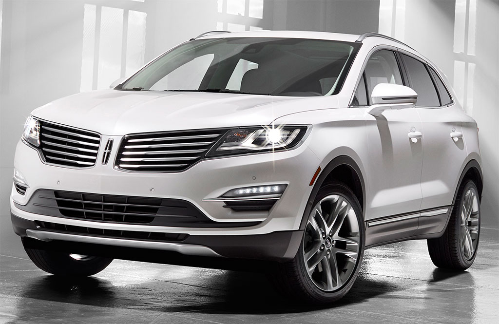 2015 Lincoln Mkx #2