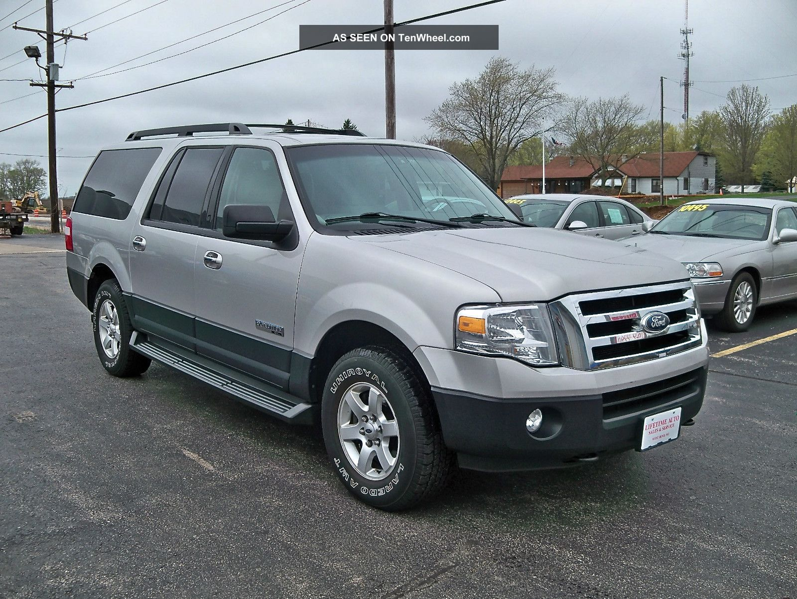 2007 Ford Expedition El #8