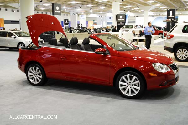 Volkswagen Eos Photos Informations Articles BestCarMagcom - Eos car show