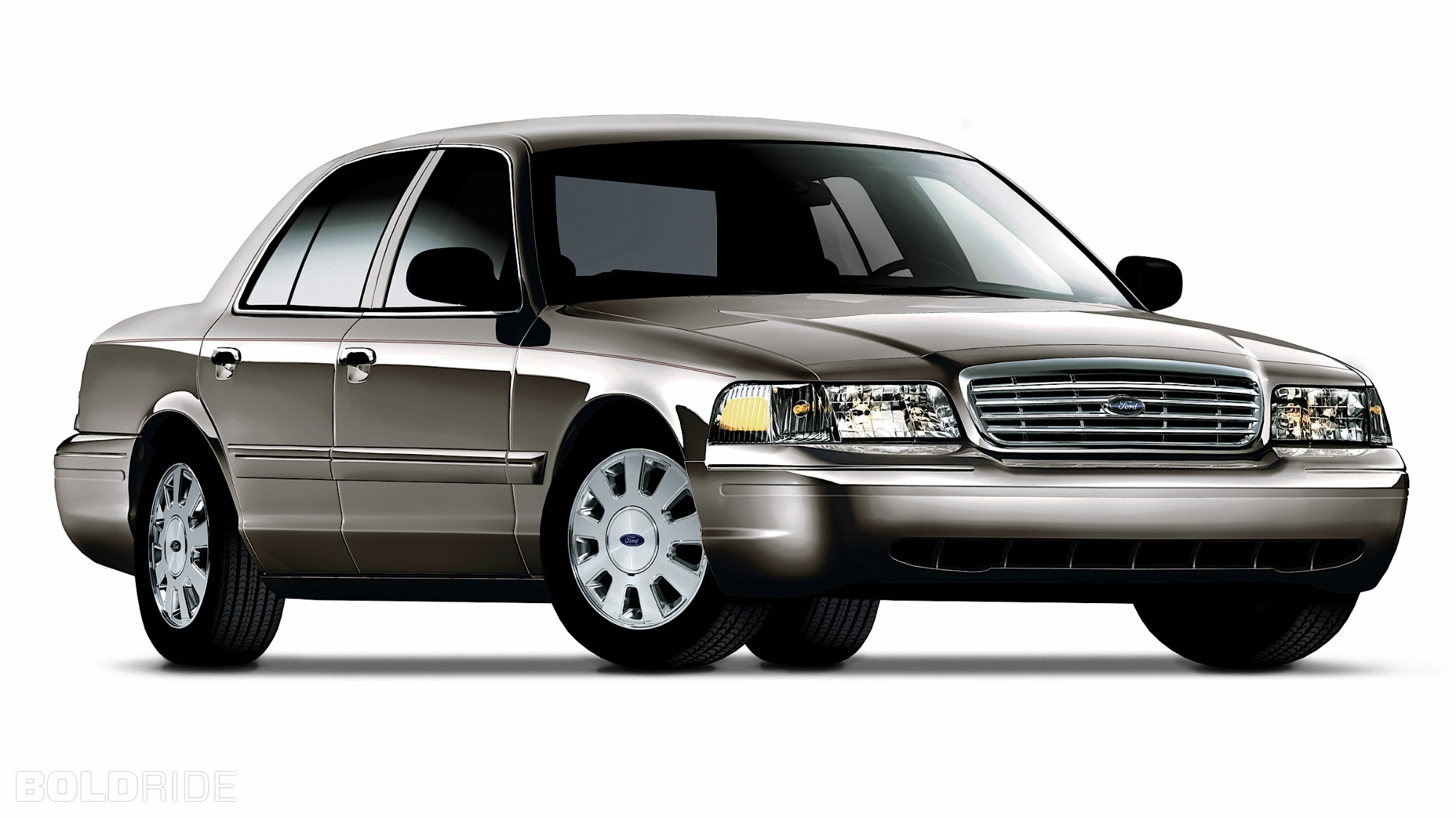 2010 Ford Crown Victoria #3
