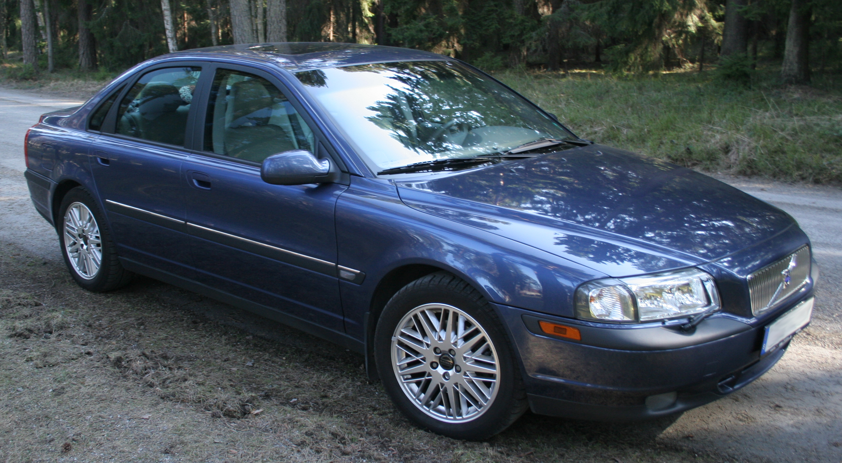 2002 Volvo S80 Photos Informations Articles Timing Belt For 1