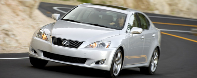 2009 Lexus Is 350 #9