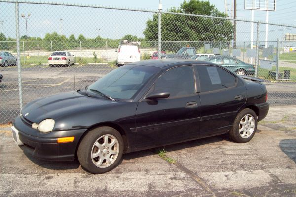 1996 Plymouth Neon #8