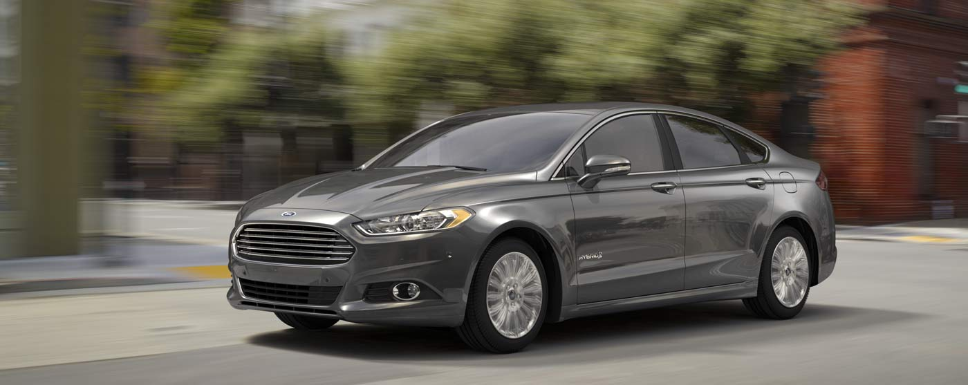 2015 Ford Fusion #4