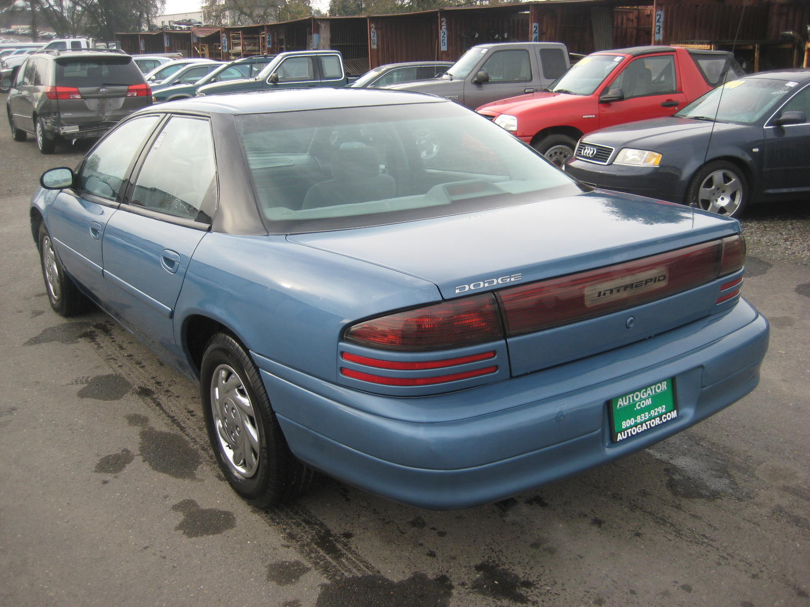 1995 Dodge Intrepid #6
