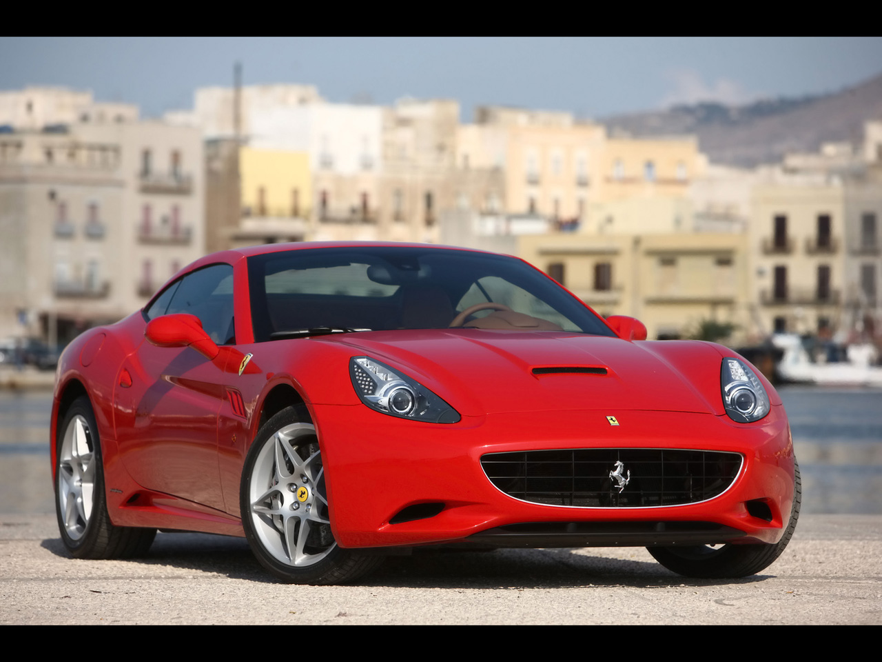 2009 Ferrari California #3