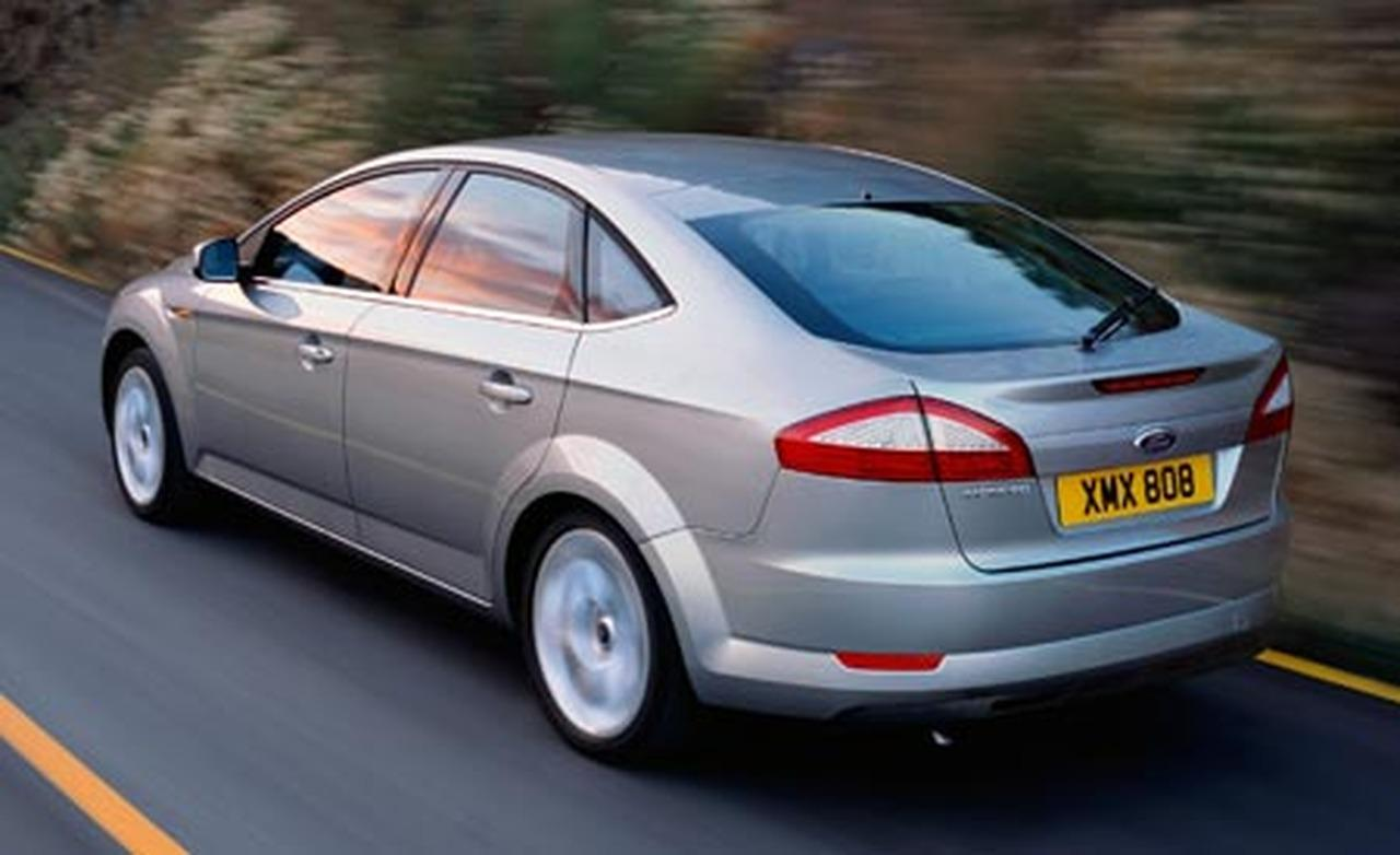 2007 ford mondeo photos informations articles. Black Bedroom Furniture Sets. Home Design Ideas