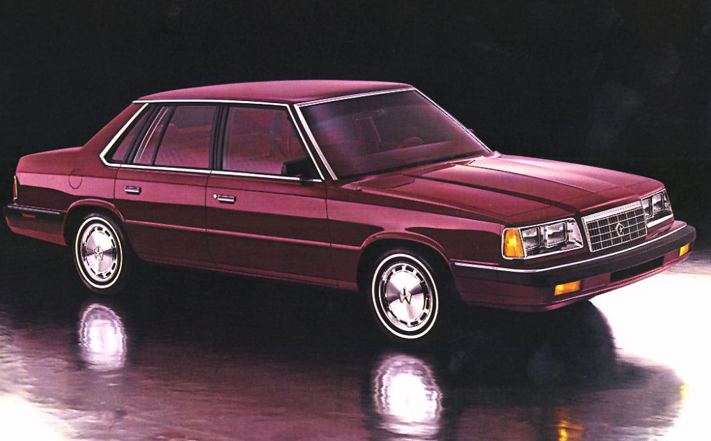 1984 Plymouth Caravelle #15