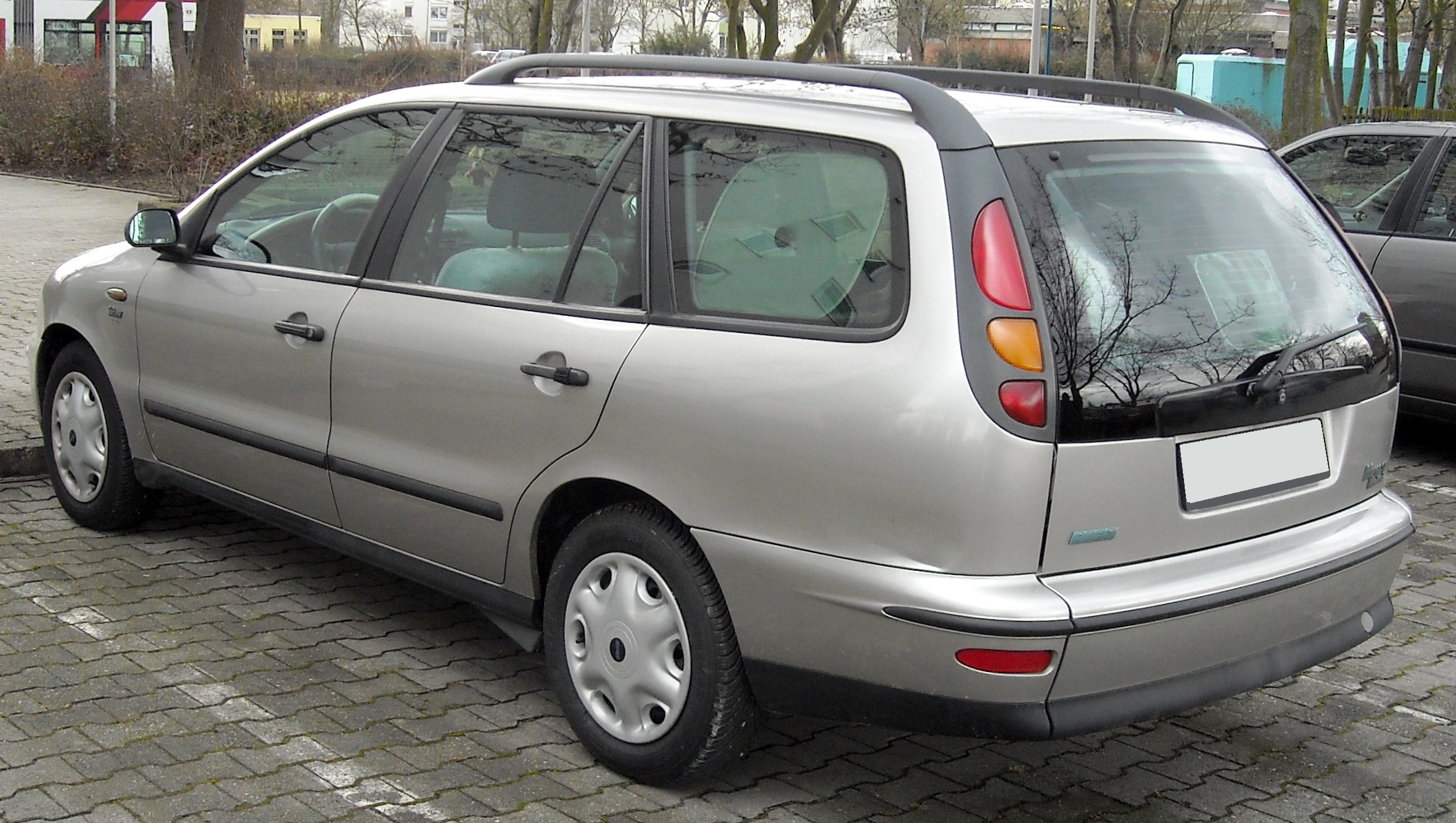 Fiat Marea Weekend #2