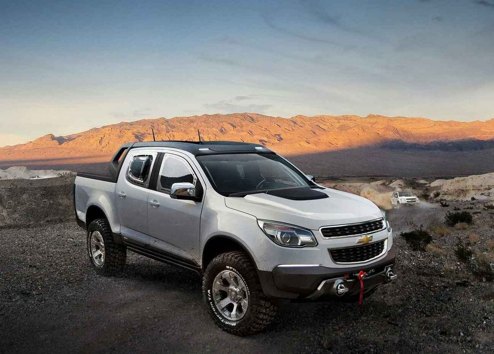 2011 Chevrolet Colorado #8