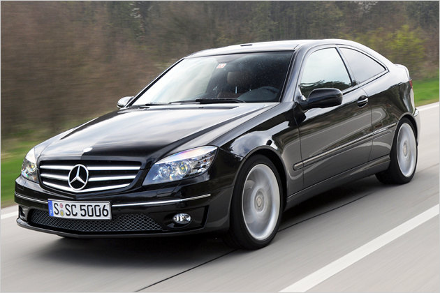 2010 Mercedes-Benz CLC #5