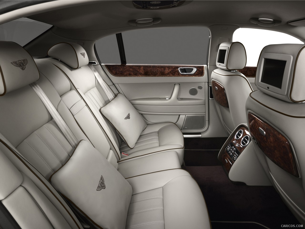 2009 Bentley Continental Flying Spur Speed #7