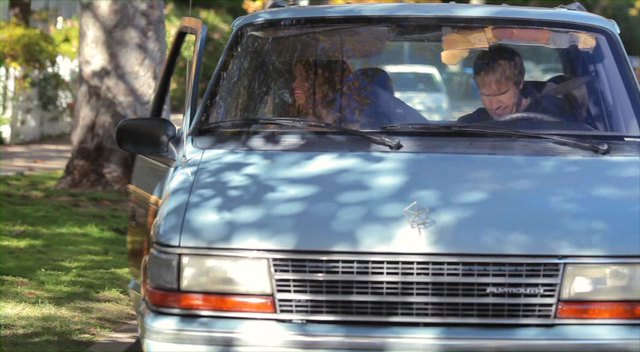 1992 Plymouth Voyager #12