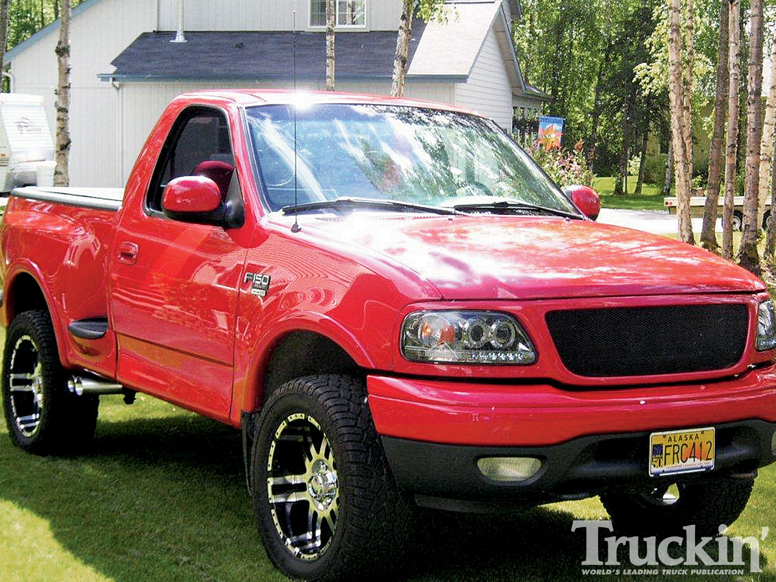 2000 Ford F-150 #12