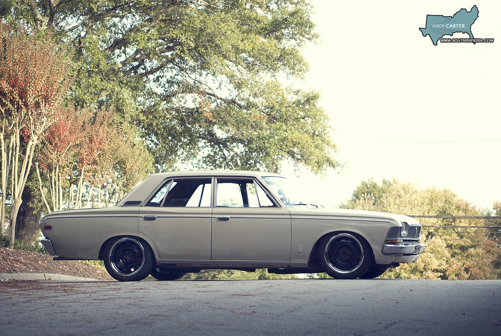 1969 Toyota Crown #1